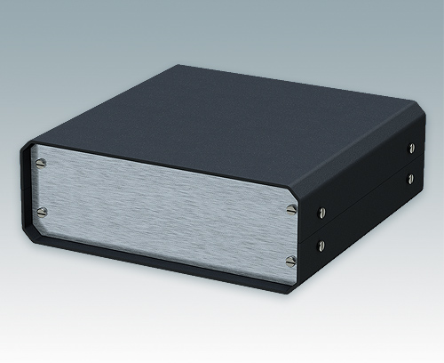 Aluminium enclosures