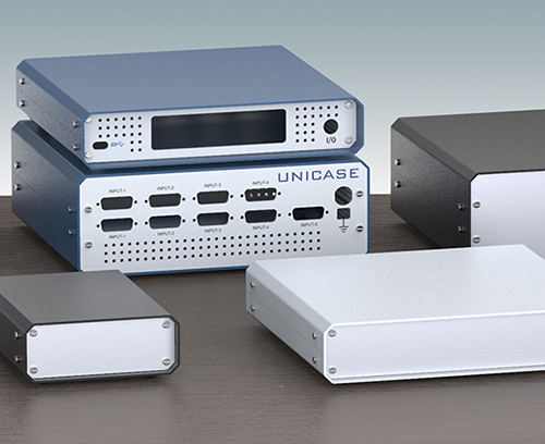 Updated UNICASE instrument enclosures