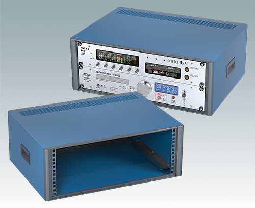 "Technomet 19"" enclosures to customer requirements"