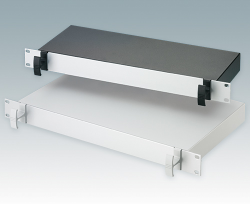 Versamet 19 inch rack mount enclosures